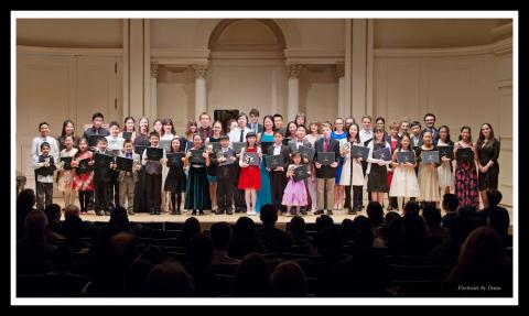 Concerts in Carnegie Hall